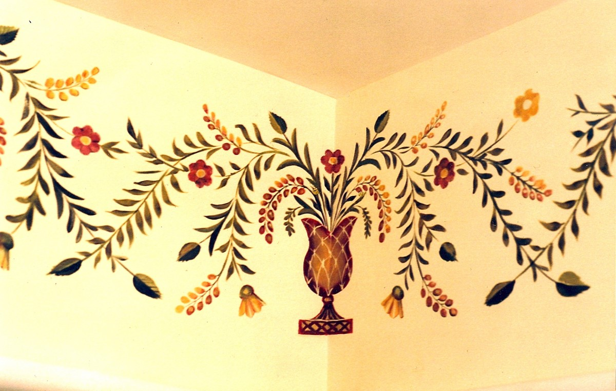 Custom Handpainted Murals|Hand Painted Walls ...