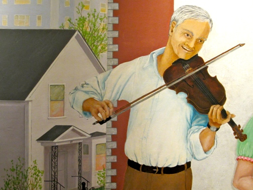 Calumet Mural 8