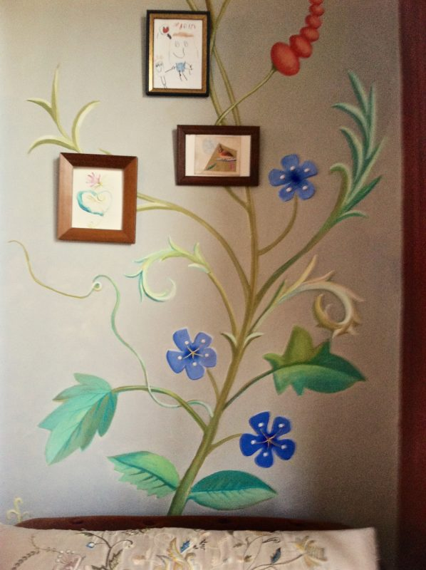 hand painted or custom chinoiserie, tree-of life, wall relief, bah relief, custom sculpted wall panels, hand sculpted wall panels,